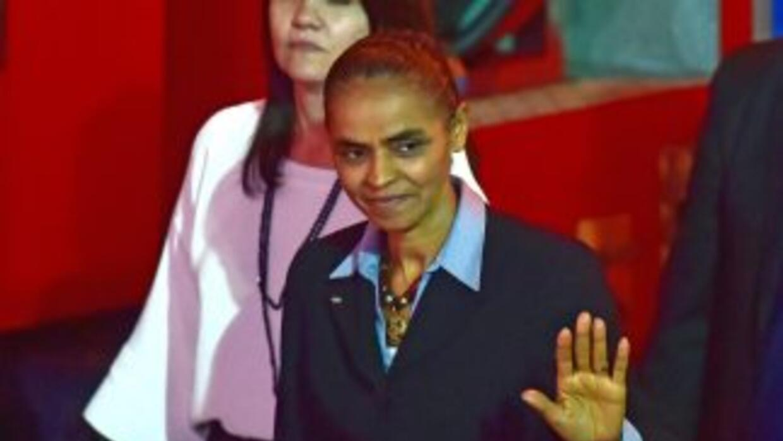 El Partido Socialista de Brasil decidió que Marina Silva será la aspiran...