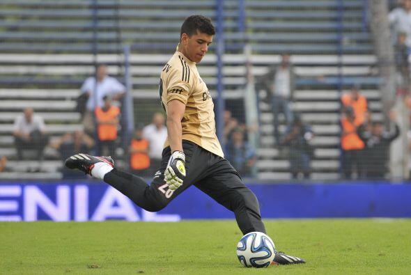 El argentino Gerónimo Rulli acaba de desempacar con la Real Sociedad, el...