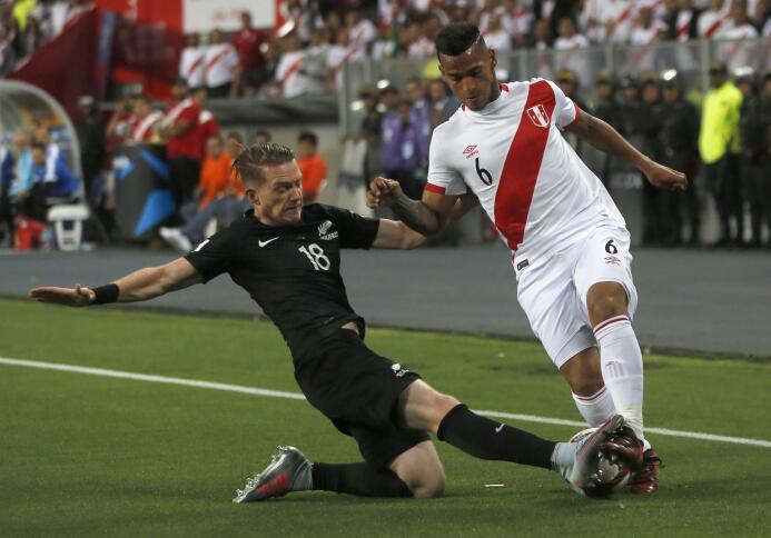 En fotos: Perú derrotó a Nueva Zelanda y volverá a un Mundial después de...