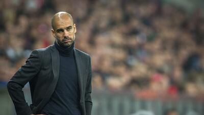 Pep Guardiola y la filosofía de fútbol cuyos títulos de Champions se quedaron en Barcelona
