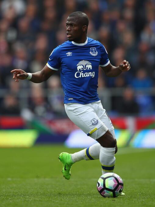 Enner Valencia, actualmente jugador del Everton inglés suena como refuer...