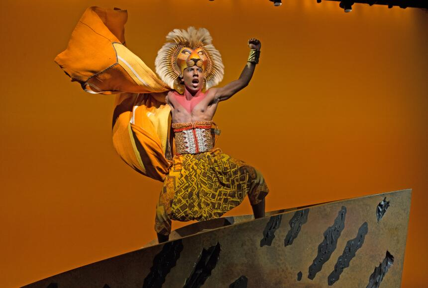 The Lion King Chicago