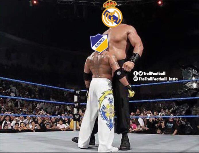 Real Madrid y CR7 golearon en la Champions y en los memes dplxsfsv4aab9f...
