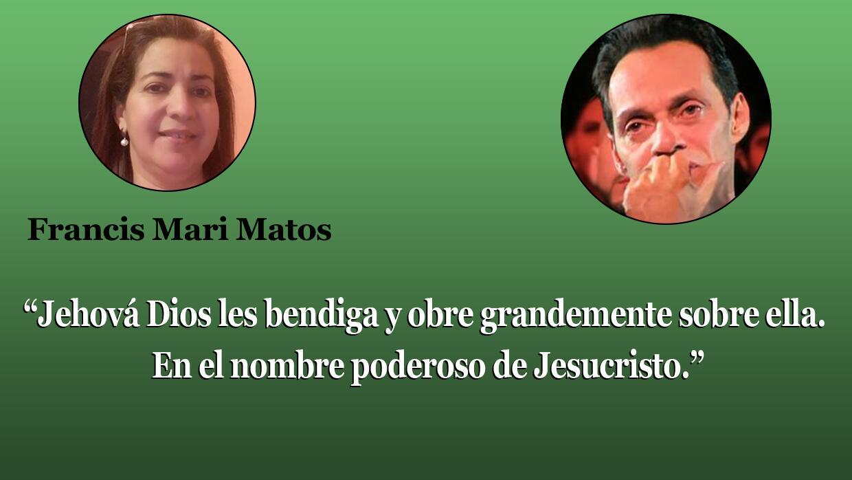 Oraciones para mamá Marc Anthony