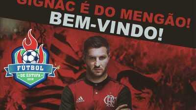 André-Pierre Gignac sería el reemplazo de Paolo Guerrero en Flamengo