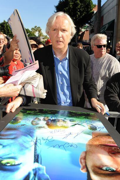 El director de cine James Cameron. Mira aquí lo último en chismes.