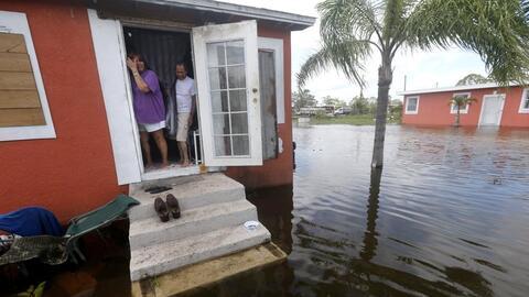 Centro de detención de inmigrantes en Miami sigue cerrado tras el paso d...