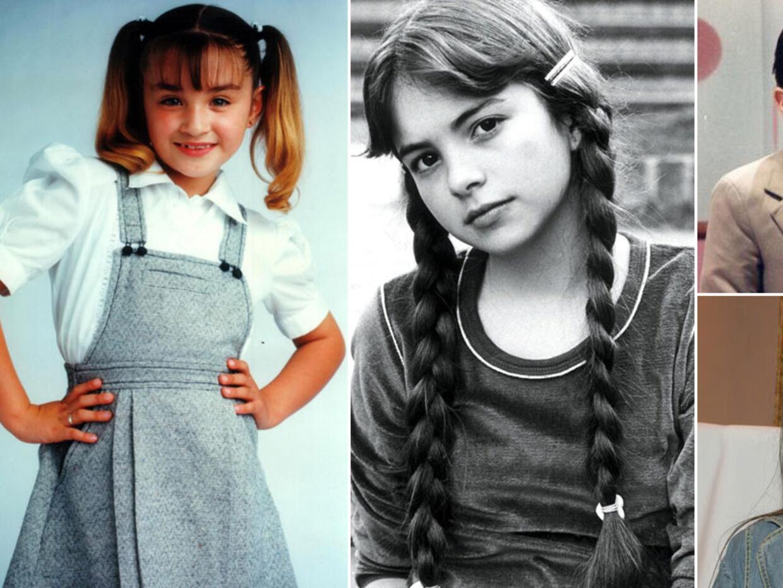Los niños galardonados en la historia de los 'Premios TVyNovelas'.