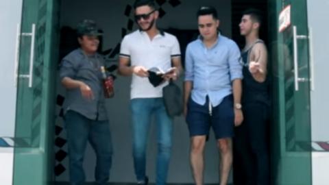 La Ventaja, el primer grupo que invitó a El Pirata de Culiacán a trabaja...