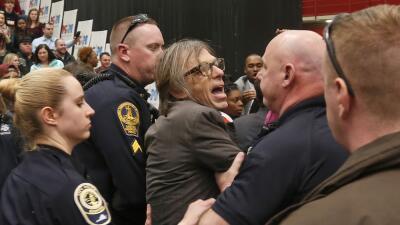 Fotógrafo de Time expulsado de mitin de Trump