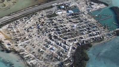 Las imágenes más increíbles en Florida tras el paso del huracán Irma