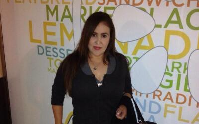 Irma Sanz.