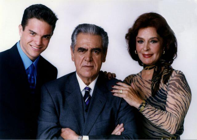 Kuno Becker telenovelas