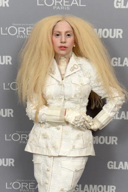 Sin embargo, la cantante dijo no estar contenta con la portada de la rev...