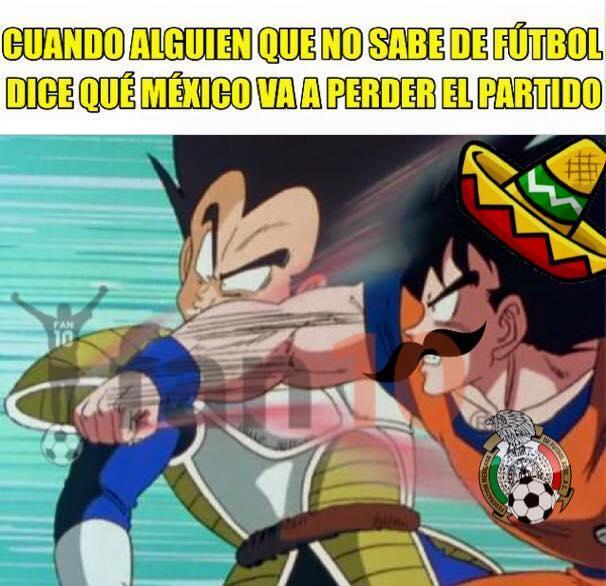 El Tri ganó sin problemas a El Salvador y los memes no se hiciero...