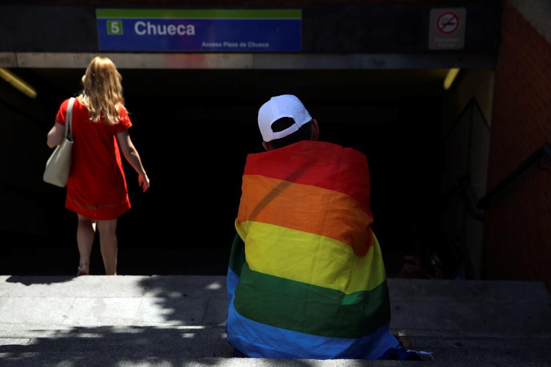 En fotos: Madrid se convierte en la capital mundial de la comunidad LGBT...