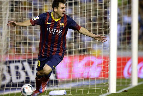El argentino inauguraba el marcador al minuto 11.