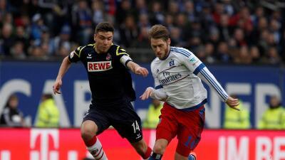 Darmstadt y Hamburgo ganan y escapan del descenso