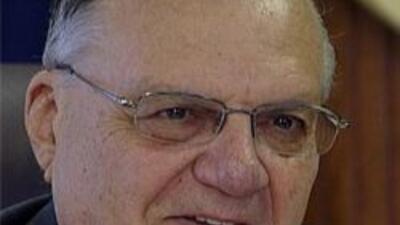 Joe Arpaio sheriff del condado maricopa, Phoenix