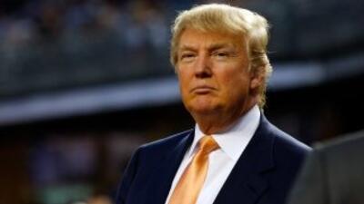 Donald Trump ha centrado su campaña en el tema de la inmigraci&oa...