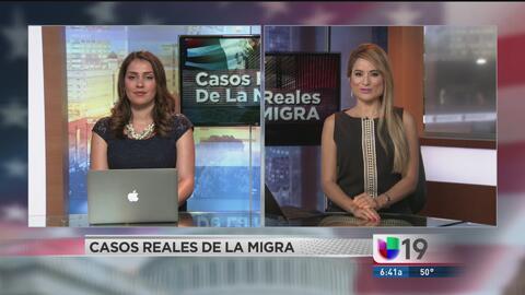 Casos reales de la migra: peticiones familiares