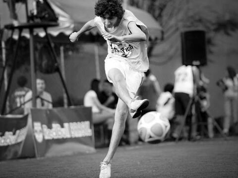 Los brasileños son reconocidos mundialmente por el deporte que el...