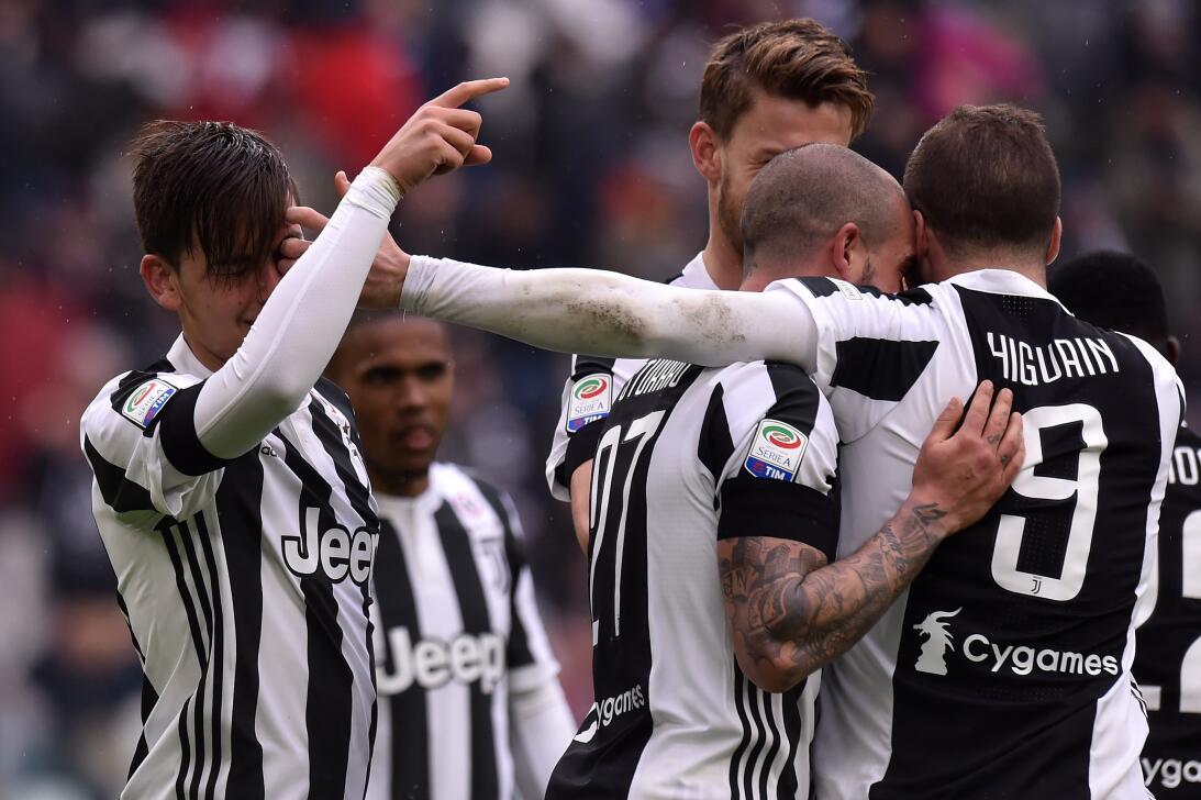 Juventus sigue su dulce semana con triunfo contra Udinese que lo pone de...
