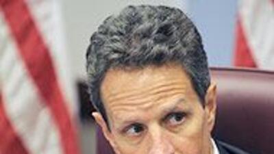 Nominado de Obama a la secretaría del Tesoro se atrasó en sus impuestos...