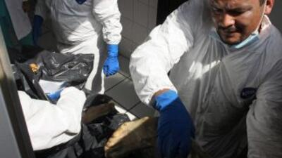 Las autoridades capturaron a cuatro presuntos implicados en la masacre d...