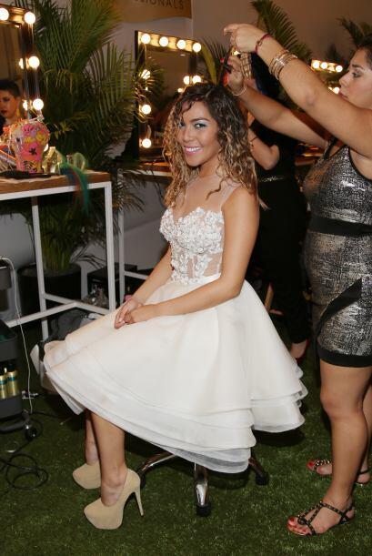 Ella es Frida Sofía, la hijita de Ale Guzmán, quien seguro celebrará con...