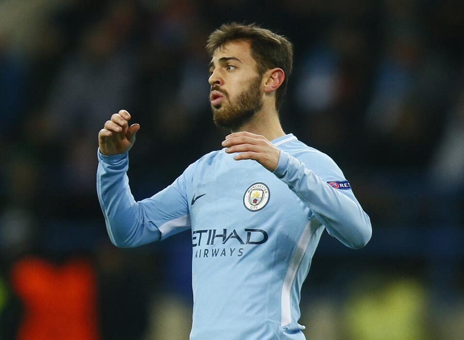 19. Bernardo Silva (Manchester City / Portugal) - un punto