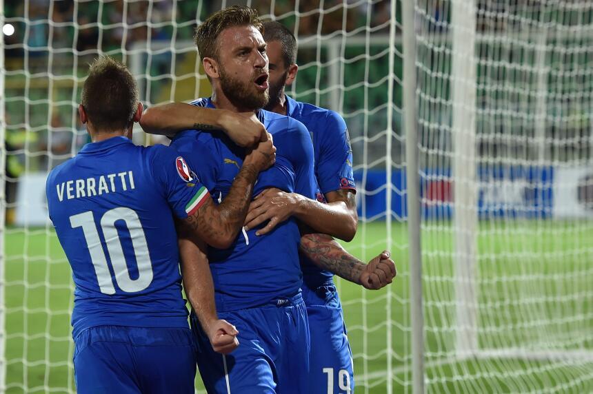 La eliminatoria rumbo a la Euro en fotos