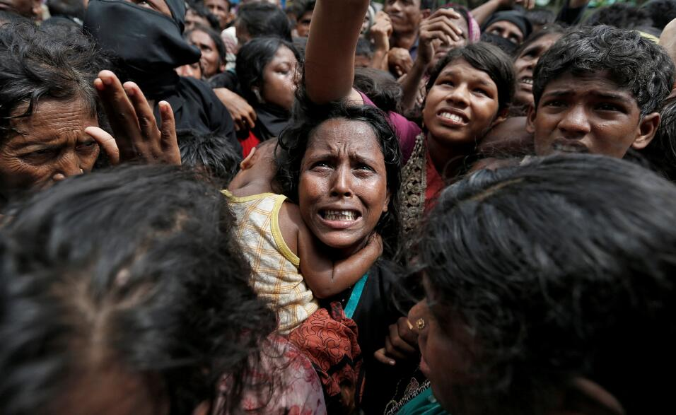 La tragedia de los rohingya: una etnia sin país y perseguida sin...