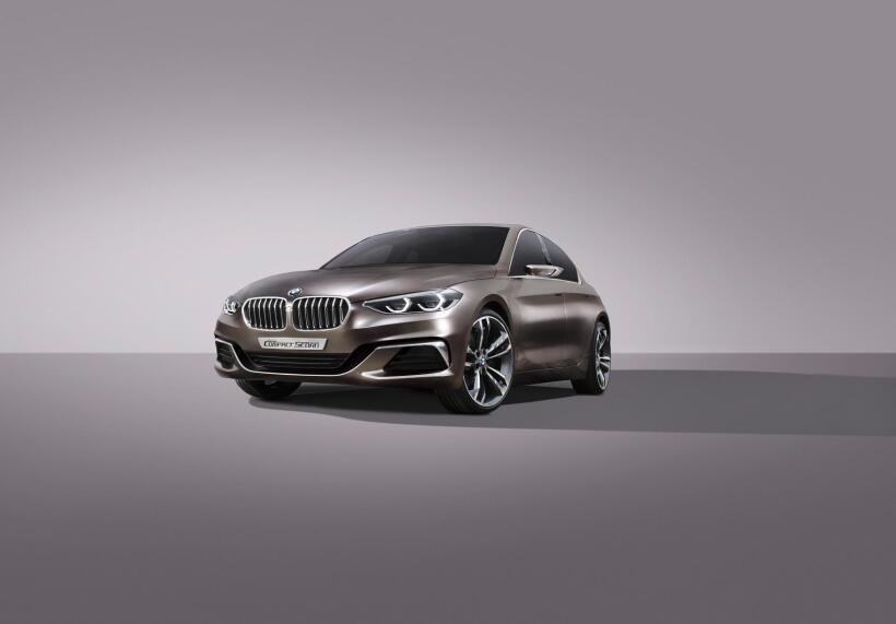 El nuevo prototipo de BMW