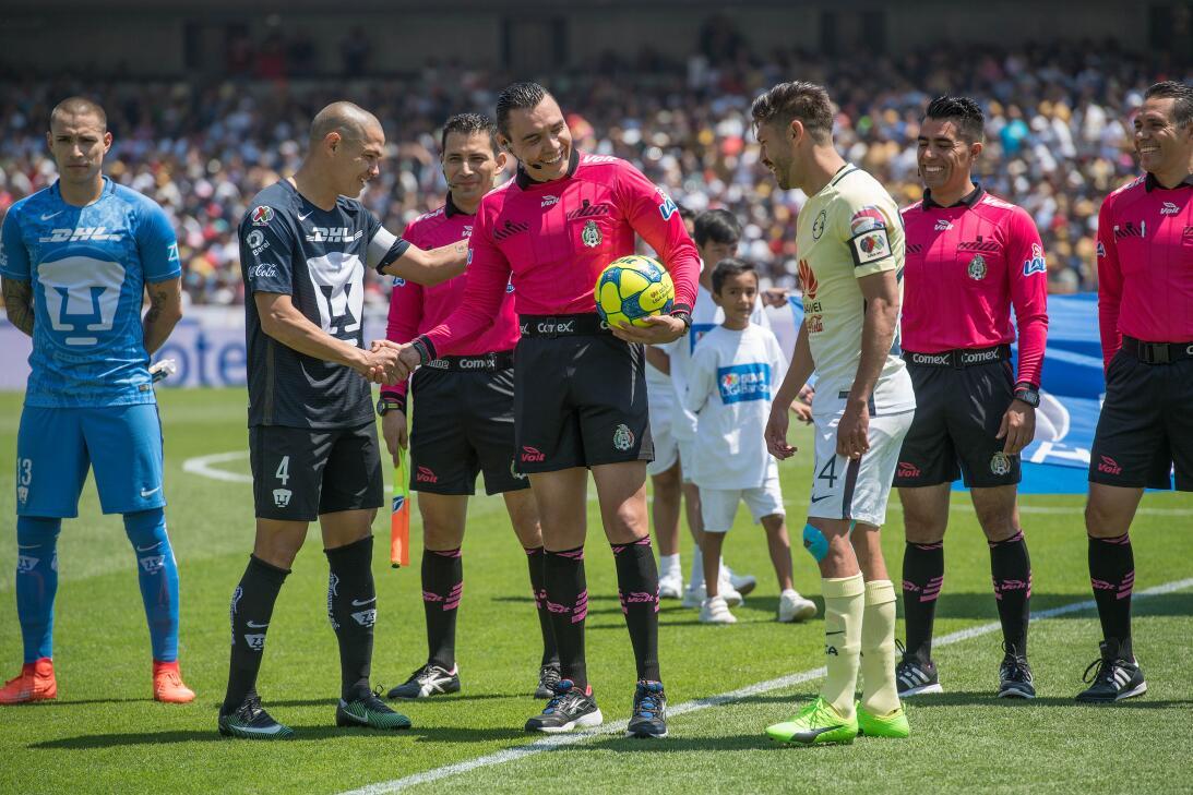 América sufrió, pero al final derrotó 3-2 a los Pumas en CU 006 Saludo i...