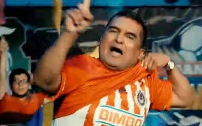 Gánale a Bam Bam: Zamorano se enfrentó a un mexicano, fiel seguidor de C...