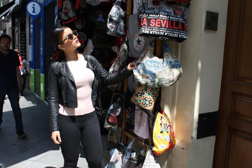 Estas son las fotos más bellas de Clarissa Molina en Sevilla IMG_4359.JPG
