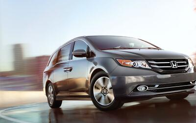 Este es el segundo llamado a revisión que enfrenta la minivan en...