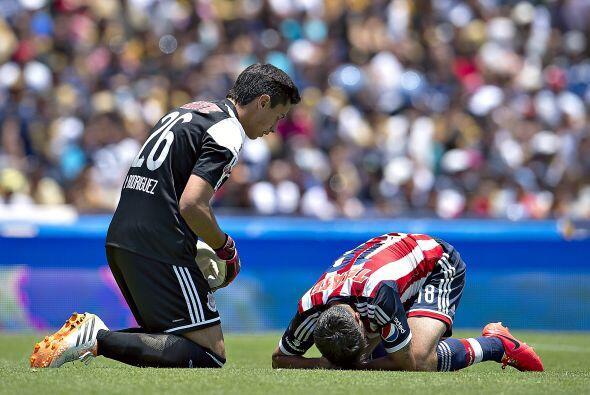 El Guadalajara dejó de ser protagonista en las Liguillas para convertirs...