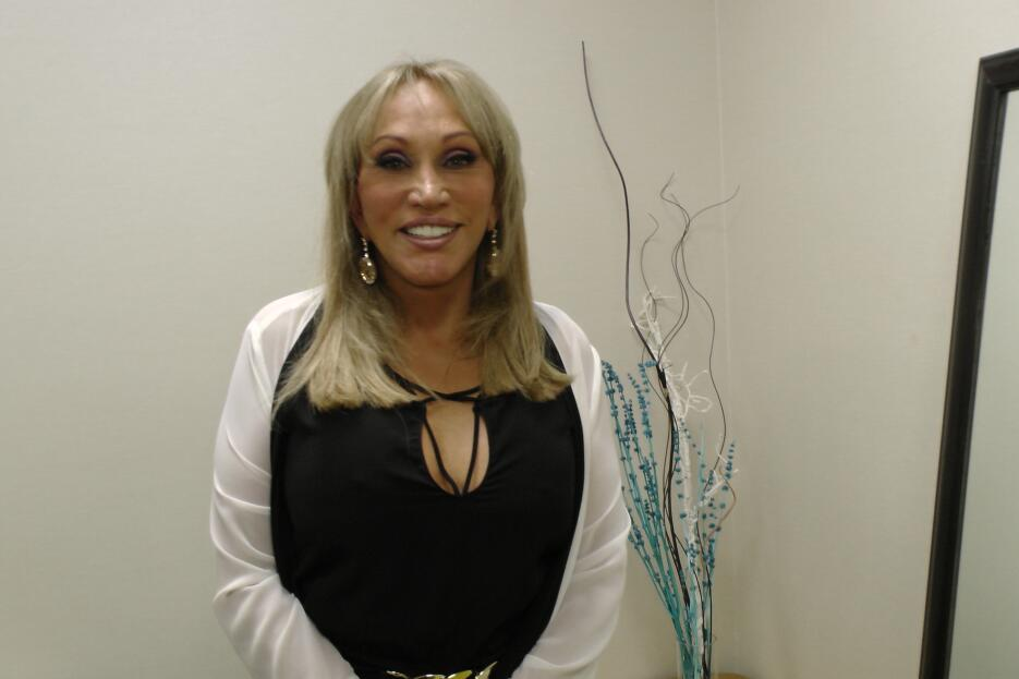 Laura León visita Despierta América