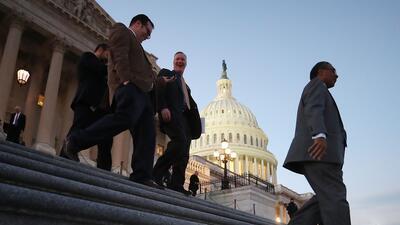 El contrl del Congreso se define en 2018 y será crucial para la agenda l...