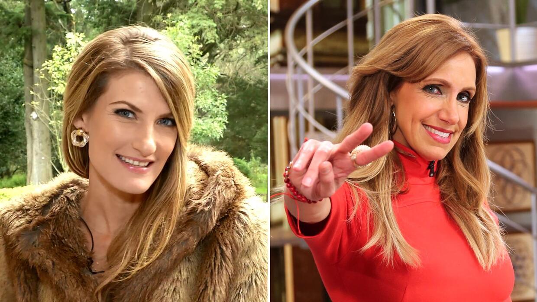 Sol Méndez se transformó en la carismática Lili Estefan en 'Su nombre er...