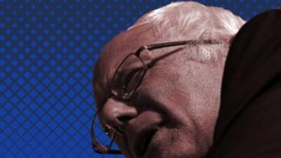 Bernie Sanders, candidato demócrata