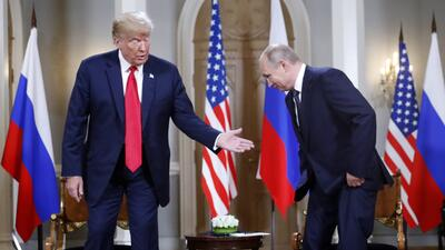 La traición del camarada Trump