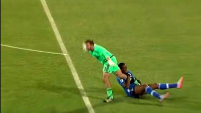 Los mejores memes de Didier Drogba y su agarrón de pierna a un portero de la MLS