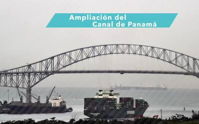 Un recorrido por la historia del Canal de Panamá