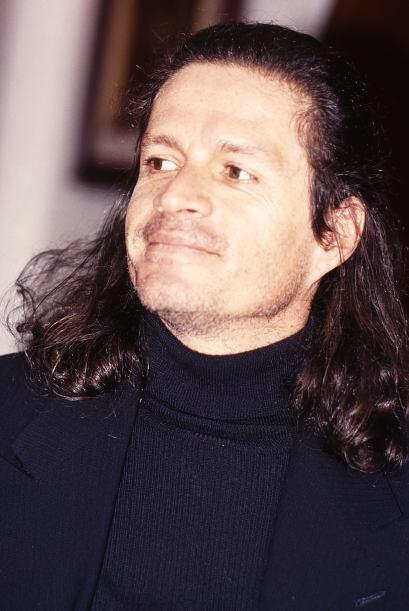 Alejandro Camacho durante su participación en la obra de teatro &...