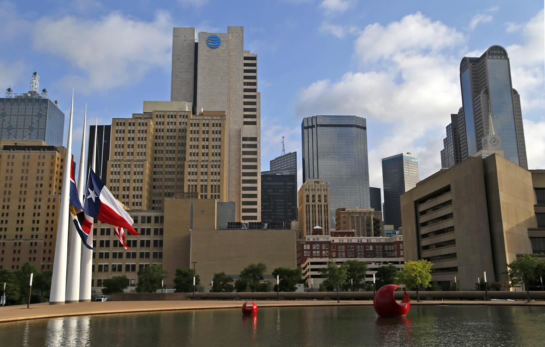 En el área metropolitana de Dallas, Fort Worth y Arlington viven 475,000...