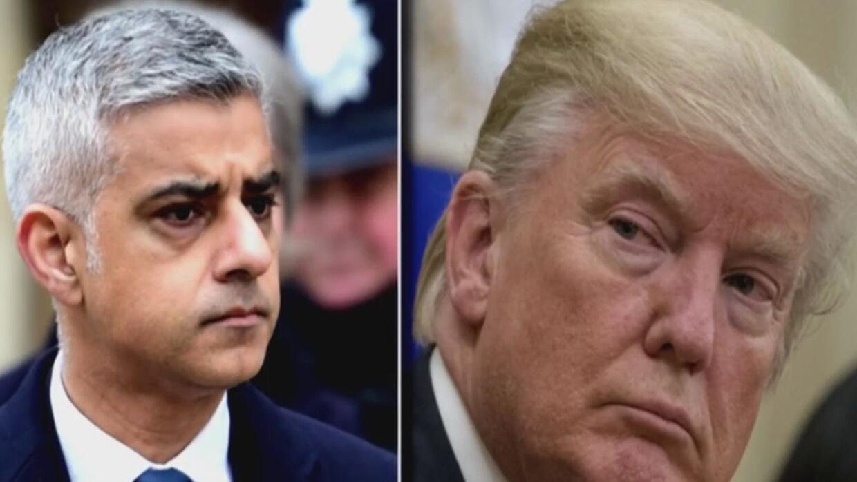 Alcalde de Londres pide al gobierno de Reino Unido cancelar la visita de...