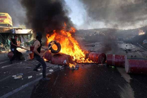 Los combates entre Israel y Hamás en la Franja de Gaza llevan ya más de...